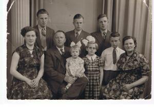 Alkema family 1954