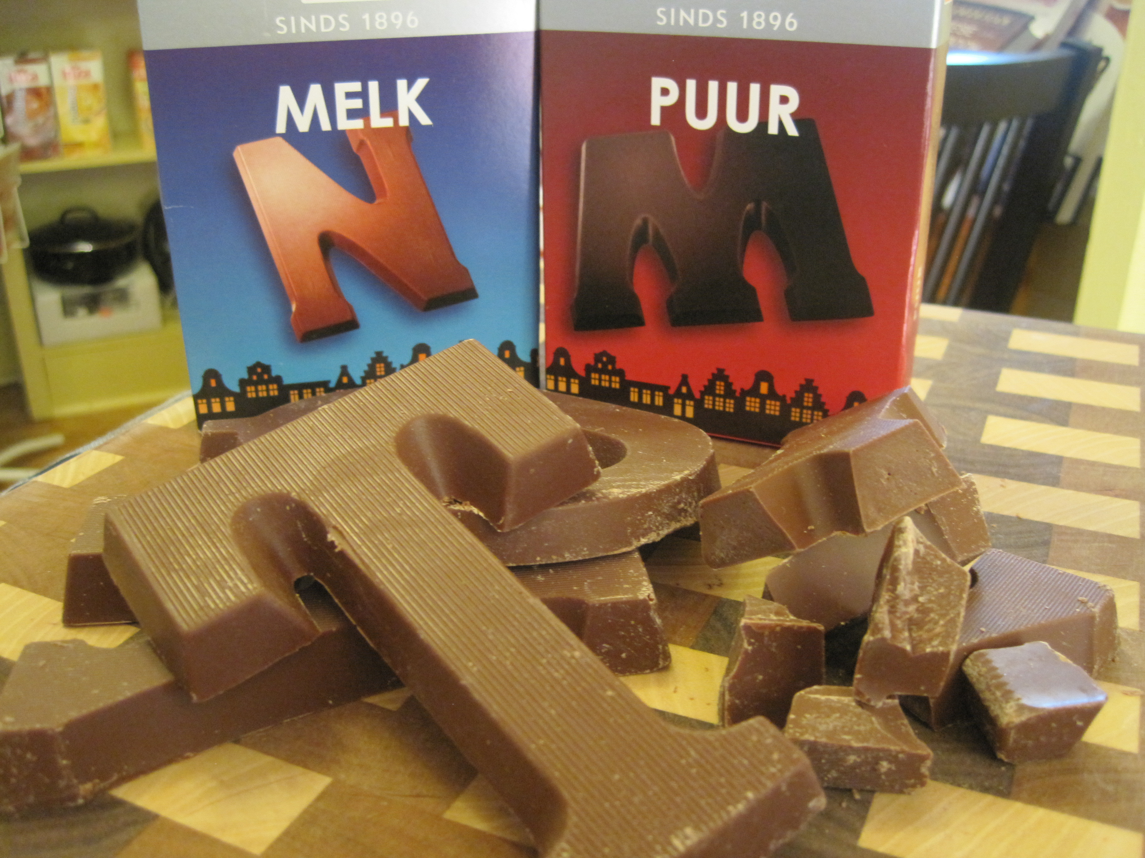why dutch people give chocolate letters european pantry With dutch chocolate letters