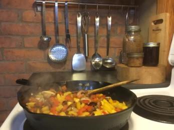 European Pantry cooking